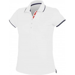 Dámska Polokošeľa SHORT-SLEEVED PIQUÉ KNIT - 6