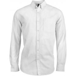 Pánska košeľa dlhý rukáv OXFORD - 2