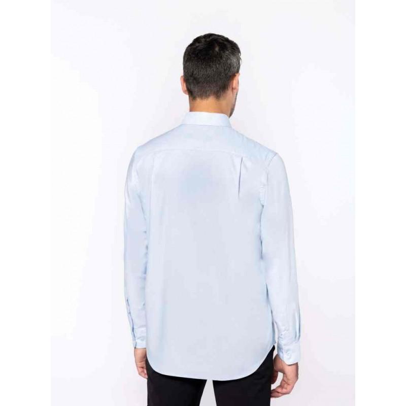 Pánska košeľa OXFORD dlhý rukáv - 2