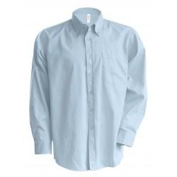 Pánska košeľa OXFORD dlhý rukáv - 3