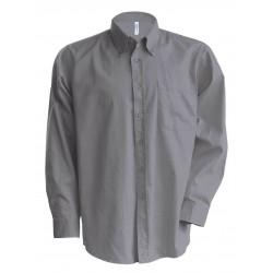 Pánska košeľa OXFORD dlhý rukáv - 4