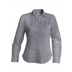 Dámska košeľa OXFORD dlhý rukáv - 4