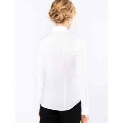 Dámska košeľa OXFORD dlhý rukáv - 2