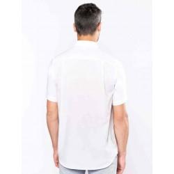 Pánska košeľa OXFORD krátky rukáv - 2