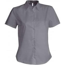 Dámska košeľa OXFORD krátky rukáv - 4