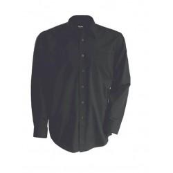 Pánska košeľa dlhý rukáv nežehlivá úprava - 5