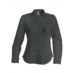 Dámska košeľa dlhý rukáv nežehlivá úprava - 6