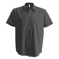 Pánska košeľa krátky rukáv nežehlivá úprava - 4