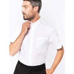 Pánska košeľa krátky rukáv nežehlivá úprava - 1