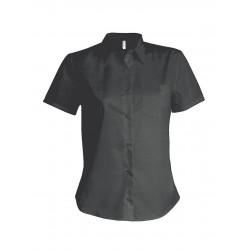 Dámska košeľa krátky rukáv nežehlivá úprava - 6