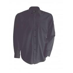 Pánska popelínová košeľa dlhý rukáv - 6