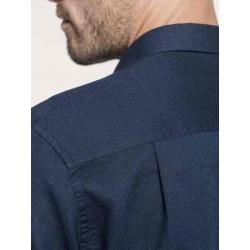 Pánska ľanová košeľa s dlhým rukávom - 3