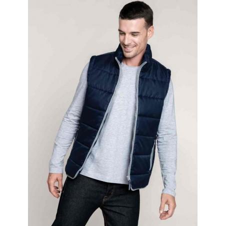 Prešívaná vesta UNISEX Quilted Bodywarmer - 1