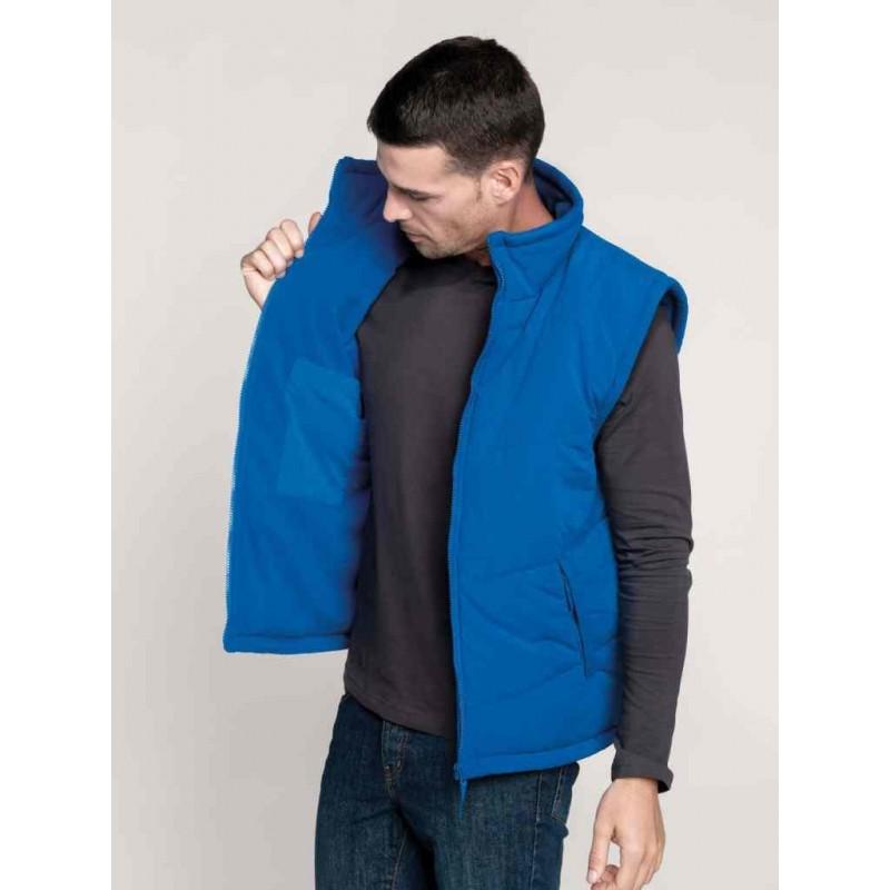 Vesta UNISEX Fleece Lined Bodywarmer - 1