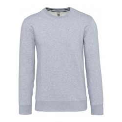 Mikina UNISEX ZIPPED NECK SWEATSHIRT - 6
