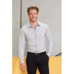 Pánska strečová košeľa dlhý rukáv BLAKE SO01426