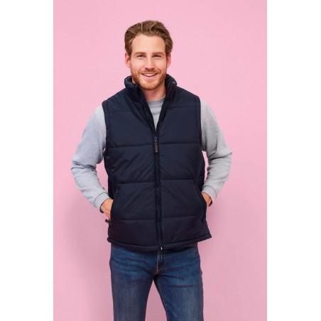 Pánska vesta prešívaná  WARM SO44002