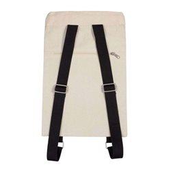 Módny bavlnený batoh KI0140