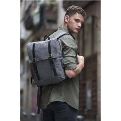 Plátený batoh na notebook...