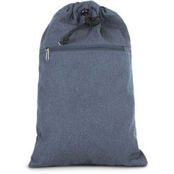 Plátený batoh z bavlny a polyesteru KI0149