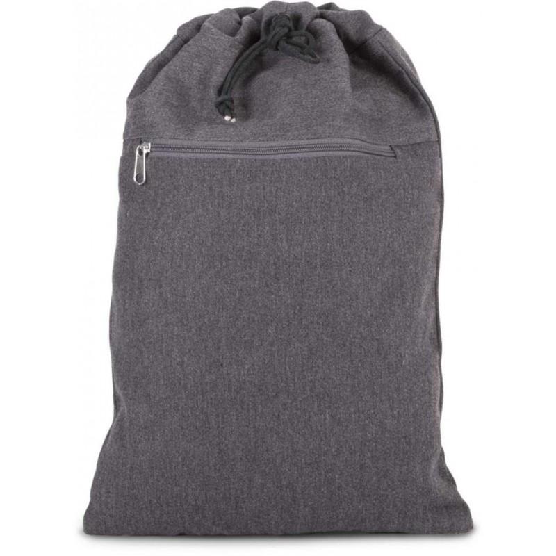 Plátený batoh z bavlny a polyesteru KI0149 - 2