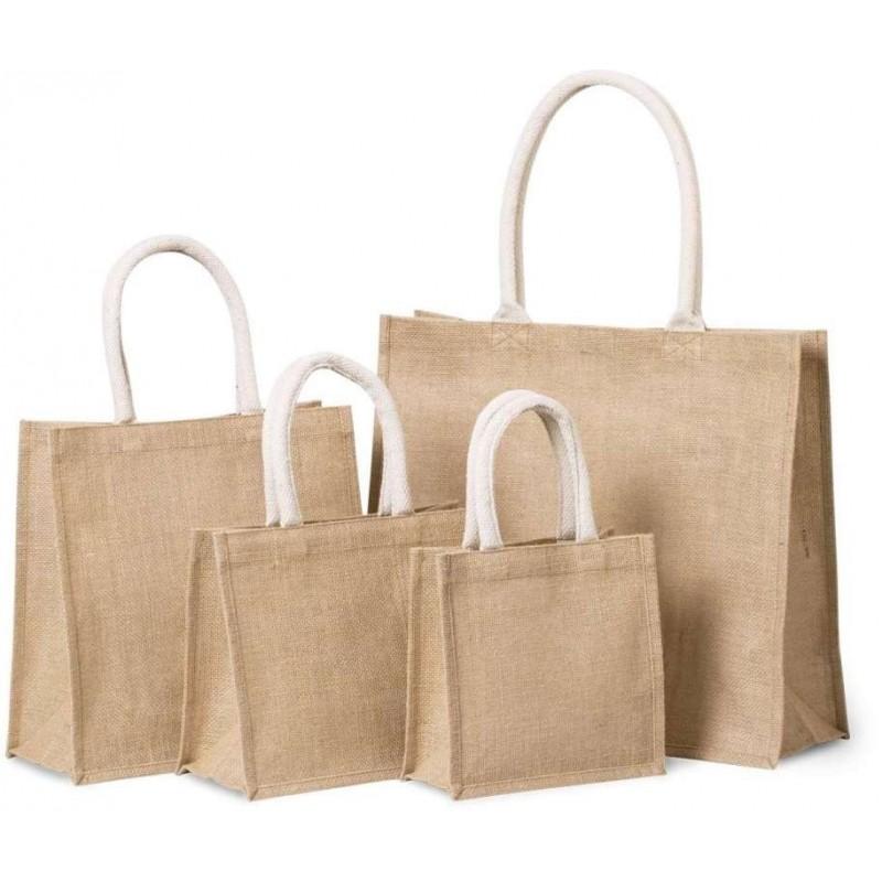 Nákupná - plážová jutová taška KI0219 - 1