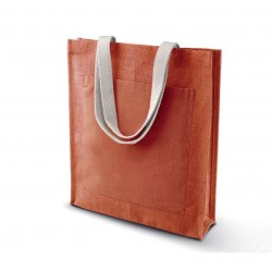 Jutová nákupná taška KI0221