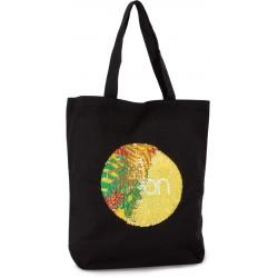 Nákupná taška s flitrami KI0234