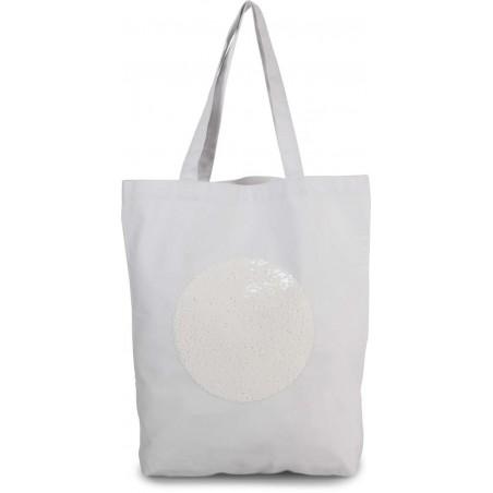 Nákupná taška s flitrami KI0234 - 5