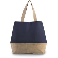 Veľká bavlnená cestovná taška KI0235 - 6