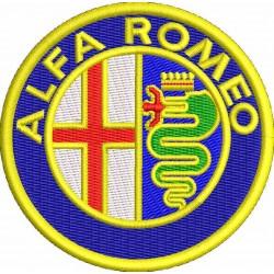 ALFA ROMEO nášivka