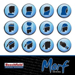 Multifukčná šatka Morf™ Original  B900 - 3
