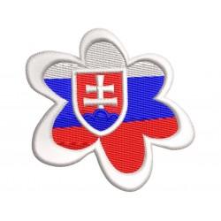 Nášivka Slovakia 2 - 2