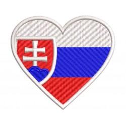 Nášivka Slovakia 5 - 1