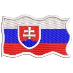 Nášivka vlajka Slovensko - 1