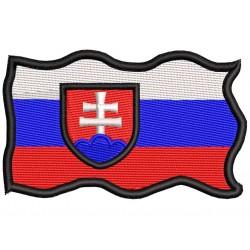 Nášivka vlajka Slovensko - 2