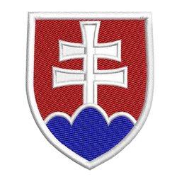 NÁŠIVKA ŠTÁTNY ZNAK SLOVENSKA