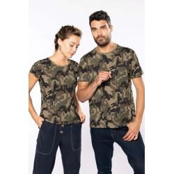 Pánske tričko CAMOUFLAGE K3030 - 2
