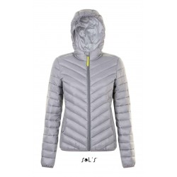 Dámska bunda RAY WOMEN - LIGHT HOODED DOWN SO01621 - 4