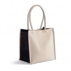 Jutová taška TOTE BAG KI0255 - 2