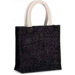 Malá nákupná jutová taška KI0272 - 3