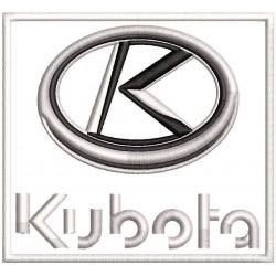 Nášivka KUBOTA - 2