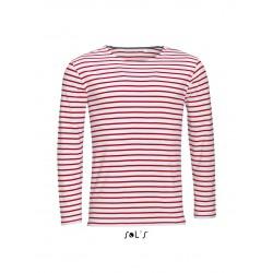 Pánske tričko MARINE dlhý rukáv - 4