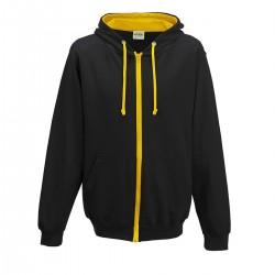Tenký Unisex pulover s V-výstrihom