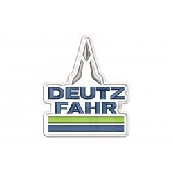 Nášivka DEUTZ FAHR - 2