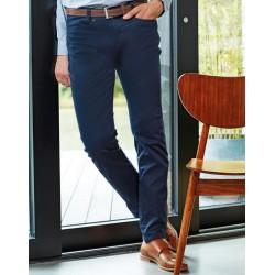 Pánske Slim fit stretch Chino nohavice PR560 - 2