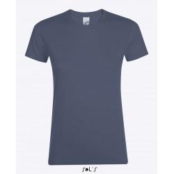 Tričko dlhý rukáv V NECK