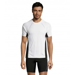 Pánske bežecké tričko SYDNEY SO01414 - 1