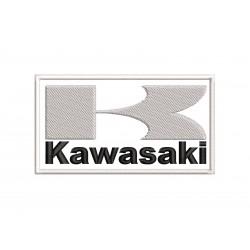 KAWASAKI nášivka - 2