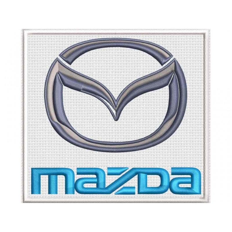 Nášivka MAZDA - 2